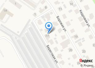 Компания «Ассенизаторские услуги» на карте