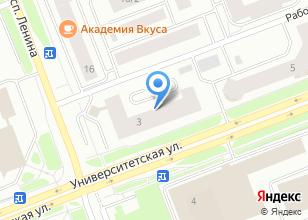 Компания «ПРО ТВ» на карте