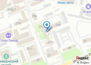 Компания «СТС» на карте