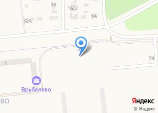 Компания «Строящийся жилой дом по ул. Максима Врубеля (Врубелево)» на карте