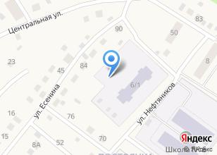 Компания «Детский сад №13 Родничок» на карте