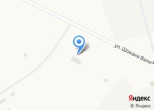 Компания «Пожарная часть №33» на карте