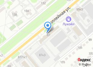 Компания «РусьАгроМастер» на карте