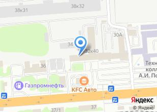 Компания «ПроТехнологии, ЗАО» на карте