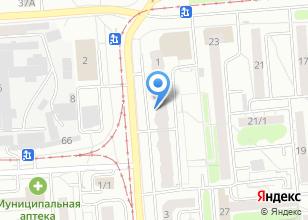 Компания «Мастерская чистки пухо-перьевых изделий» на карте