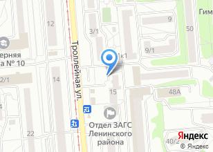 Компания «Натали-Люкс» на карте