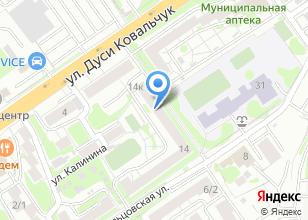 Компания «Ваш Авто» на карте
