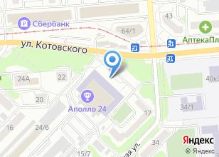 Компания «ЗСТК, ЗАО» на карте