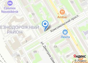 Компания «САЛЯРИС» на карте