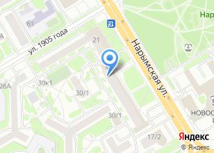 Компания «Pravo Person» на карте