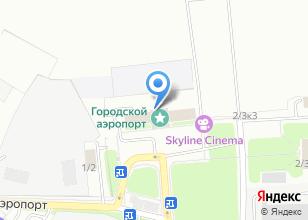 Компания «Авто-Микроавтобус» на карте