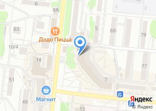 Компания «АГЕНТСТВО ЭЛЬ-ТУР» на карте