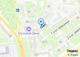 Компания «Европа» на карте