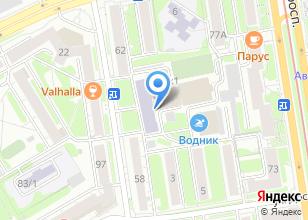 Компания «НГАВТ» на карте