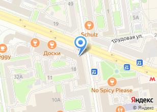 Компания «Сибирский сберегательный» на карте