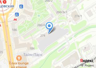 Компания «Мейджиксан» на карте