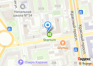 Компания «БУДУЩЕЕ» на карте