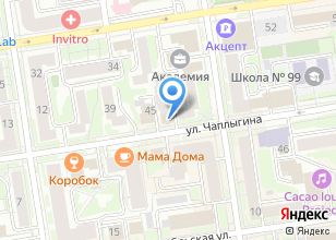 Компания «АБИТАРЭ ИТАЛИЯ» на карте