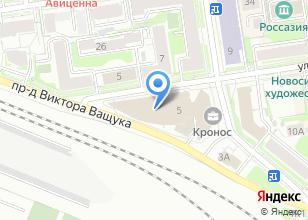 Компания «Йес Ремонт» на карте