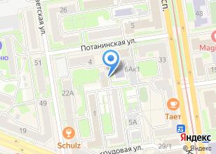 Компания «АНКАМ НЕДВИЖИМОСТЬ» на карте