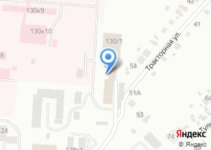 Компания «МедСервис» на карте