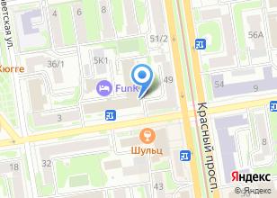 Компания «ААА Сфера» на карте