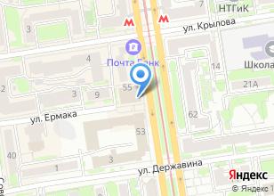 Компания «Новоград» на карте