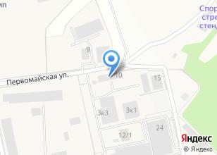 Компания «PLATFFIN» на карте