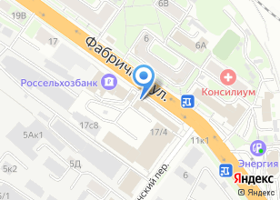 Компания «МАРКОН-ХОЛОД» на карте