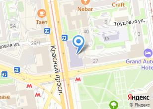 Компания «НГАХА» на карте