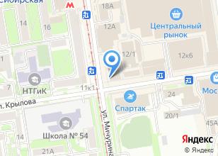 Компания «oldhard.ru» на карте