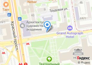 Компания «СибХольц-Сауна» на карте