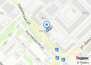 Компания «КазКедр» на карте
