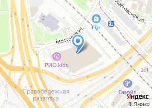 Компания «Аромаджик» на карте