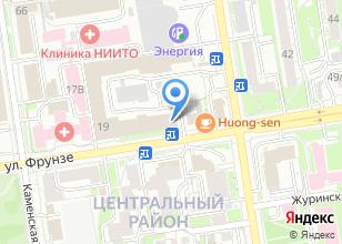 Компания «Ателье Александры Альяновой» на карте