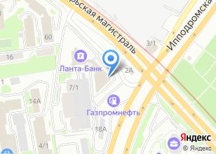Компания «КАПИТАЛ РЕСУРС» на карте