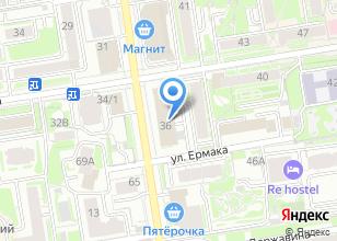 Компания «Добродея» на карте