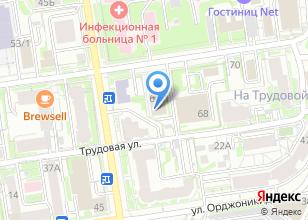 Компания «СТС Сибирь» на карте