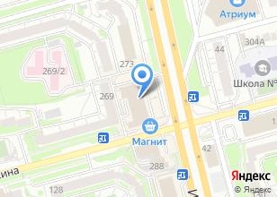 Компания «Формула счастья» на карте