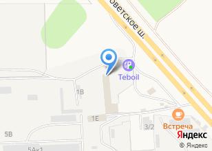 Компания «АБ-Строй Маркет» на карте