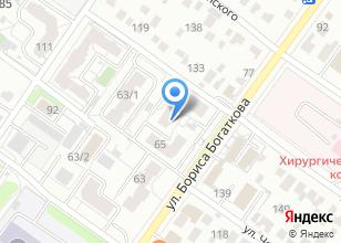 Компания «Элит Медикал» на карте