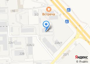 Компания «ССНЦ» на карте