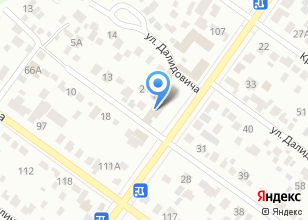 Компания «Сорокин» на карте