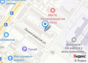 Компания «АйТи-Плюс» на карте
