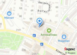 Компания «Симфония свежести» на карте