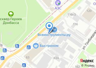 Компания «Шервуд» на карте