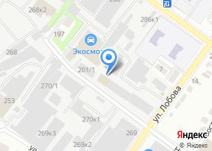Компания «Анна Родионова» на карте