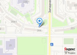Компания «Новархив» на карте