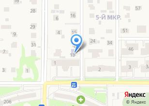 Компания «Чадо-Радо» на карте