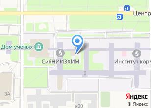 Компания «Акцепт коммерческий банк» на карте